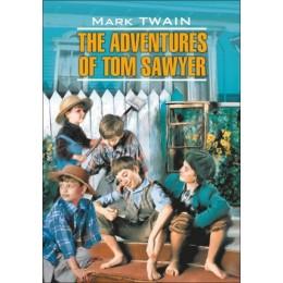 ClassicalLiterature Twain M. The Adventures of Tom Sawyer (Твен М. Приключения Тома Сойера) Кн.д/чт.на англ.яз.,неадаптир.
