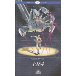 AbridgedAdapted Orwell G. 1984 (Оруэлл Дж. 1984) Кн.д/чт.на англ.яз.,адаптир.