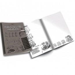 SketchBook(DankoToys) Блокнот д/зарисовок [+карандаши] (SB-01-01)