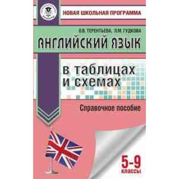 Английский язык в таблицах и схемах. 5-9 классы. Справочное пособие