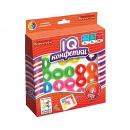 Логическая игра BONDIBON IQ-Конфетки, арт. SG 485 RU.