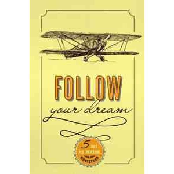 Пятибук. Follow Your Dream. 5 лет из жизни мечтателя