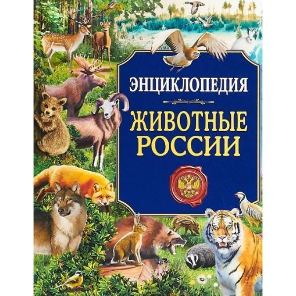 Животные России / Энциклопедия