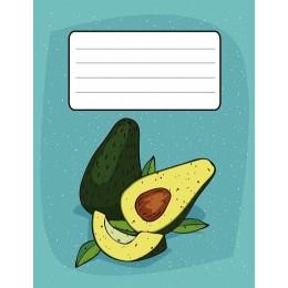 Авокадо. Тетрадь