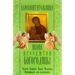"""""""Млекопитательница"""" икона Пресвятой Богородицы. Чудеса, акафист, канон, молитвы, информация для паломников"""