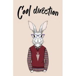 Cool direction. Дизайнерский блокнот для рисунков и записей
