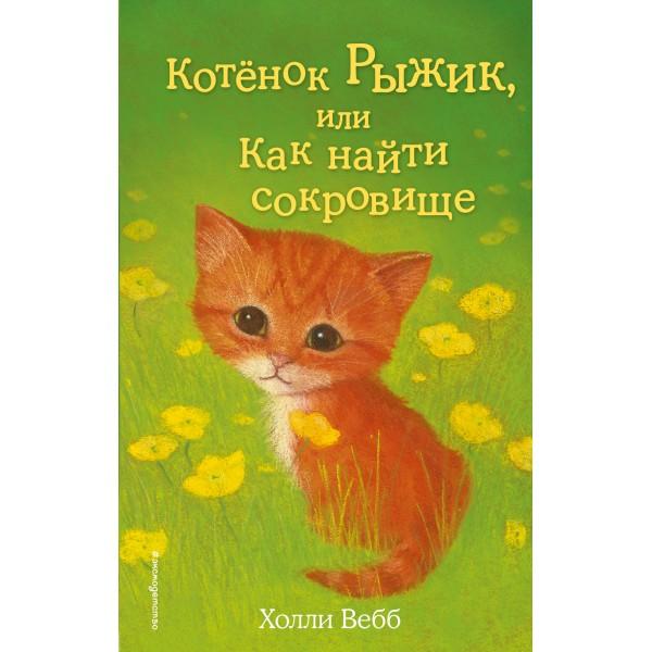 Котёнок Рыжик, или Как найти сокровище (выпуск 13)