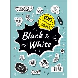 100 лучших стикеров. Black&White