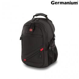 Рюкзак B-PACK S-01 (БИ-ПАК) универсальный, с отделением для ноутбука, влагостойкий, черный, 47х32х20 см, 226947