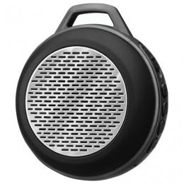 Колонка портативная SVEN PS-68, 1.0, 5 Вт, Bluetooth, FM-тюнер, microSD, MP3-плеер, черная, SV-016425