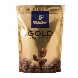 Кофе растворимый TCHIBO Gold selection, сублимированный, 285 г, мягкая упаковка, 10199