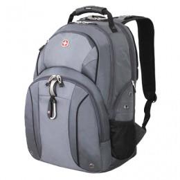 Рюкзак WENGER, универсальный, серо-серебристый, 26 л, 34х16х48 см, 3253424408