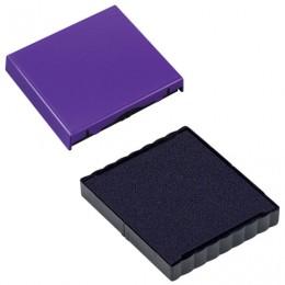 Подушка сменная (40х40 мм) ДЛЯ TRODAT 4940, 4924, 4724, 4740, фиолетовая, 69823