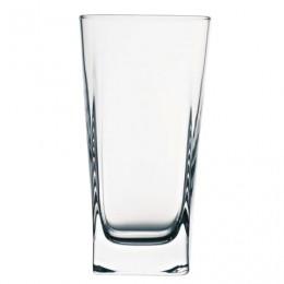 Набор стаканов, 6 шт., объем 290 мл, высокие, стекло,