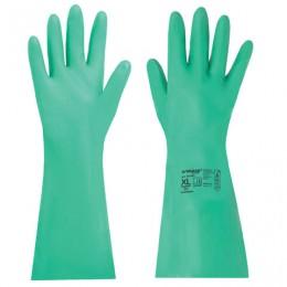 Перчатки нитриловые ЛАЙМА НИТРИЛ EXPERT, 75гр/пара, химически устойчивые,гипоаллерген, 605003