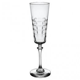 Набор фужеров для шампанского, 3 штуки, 170 мл, стекло,