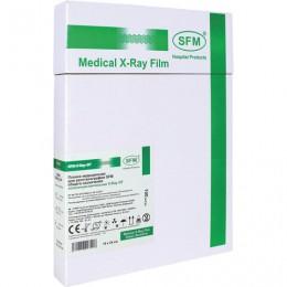 Рентгеновская пленка зеленочувствительная, SFM X-Ray GF, КОМПЛЕКТ 100 л., 18х24 см.,, 629093