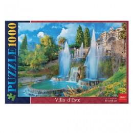 Пазл STANDARD, 1000 элементов, А2, Великолепные фонтаны, 450х680 мм, 1000ПЗ2 11367, U186626