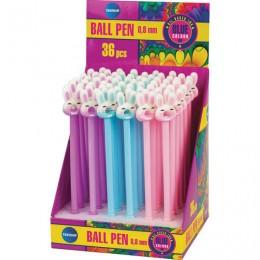 Ручка с топпером шариковая масляная CENTRUM