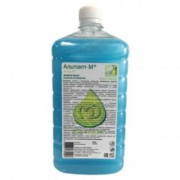 Мыло жидкое антибактериальное 1 л АЛЬТСЕПТ М, увлажняющее