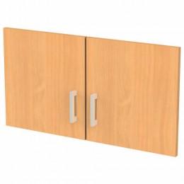 Дверь ЛДСП низкая Арго, КОМПЛЕКТ 2 шт., 355х18х390 мм, груша арозо, А-603