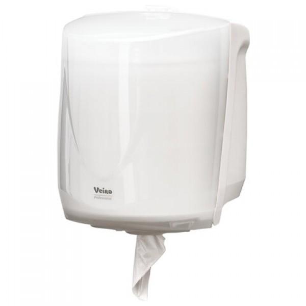 Диспенсер для полотенец в рулоне с центральной вытяжкой VEIRO Professional (Система M1/M2)