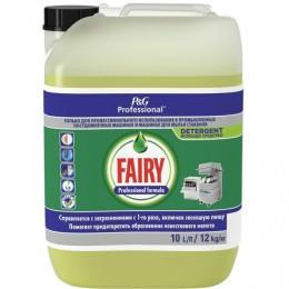 Средство для мытья посуды в посудомоечных машинах 10 л FAIRY (Фейри) Professional Formula, 81745540