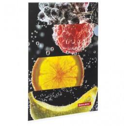 Папка-уголок BRAUBERG Fresh zone, А4, 150мкм, цветная печать, 228035