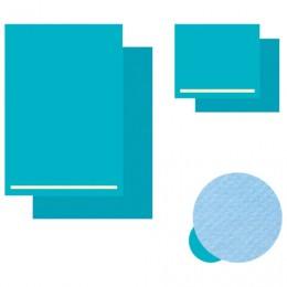Комплект белья одноразовый общехирургический КБО-02 ГЕКСА стерильный, 4 предмета