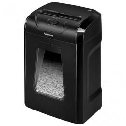 Уничтожитель (шредер) FELLOWES 12С, 4 уровень секретности, 4x40мм, 12 листов, 18 литров, FS-71201