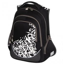 Рюкзак BRAUBERG SPECIAL, Graffiti, 44x30x13 см, 229983