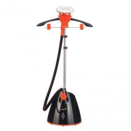 Отпариватель UNIT UGS-126, 1800Вт, резервуар 1,5л, пар 36г/мин, 2 режима, черный/оранжевый, 268687
