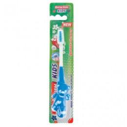Зубная щетка детская DR.CLEAN Kids (Доктор Клин, Кидс), для 2-4 лет, мягкая, YGIR-478
