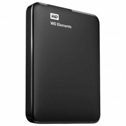 Диск жесткий внешний HDD WESTERN DIGITAL Elements Portable 1TB 2.5