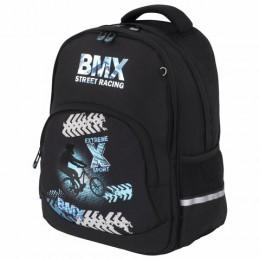 Рюкзак BRAUBERG SOFT, 2 отделения, Extreme, 40х31х15 см, 229920