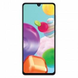 "Смартфон SAMSUNG GalaxyA41, 2 SIM, 6,1"", 4G (LTE), 48/25+8+5 Мп, 64 ГБ, белый, пластик, SM-A415FZWMSER"