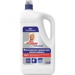 Средство для уборки ванной комнаты 5 л MR.PROPER (Мистер Пропер)