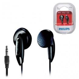 Наушники PHILIPS SHE 1350, проводные, 1 м, стерео, вкладыши, SHE 1350/00
