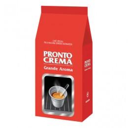 Кофе в зернах LAVAZZA Pronto Crema, 1000 г, вакуумная упаковка, 7821