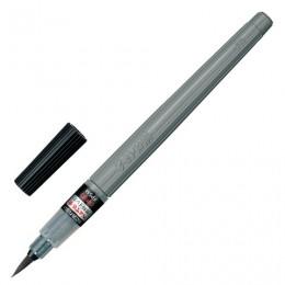 Кисть художественная PENTEL (Япония) Brush Pen, картридж, блистер, XFP5M