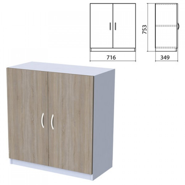 Шкаф закрытый