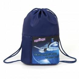 Сумка для обуви ЮНЛАНДИЯ, дизайн на кармане, 35х42 см, Galactic traveller, 229415