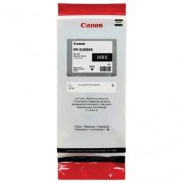 Картридж струйный CANON (PFI-320MBk) для imagePROGRAF TM-200/205/300/305, матовый черный, 300мл,ориг, 2889C001