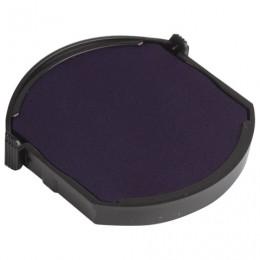 Подушка сменная для печатей ДИАМЕТРОМ 42 мм, для TRODAT 4642, фиолетовая, 65835