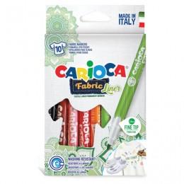 Маркеры для ткани CARIOCA (Италия)