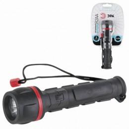 Фонарь светодиодный ЭРА R2AA, 3 x LED, обрезиненный корпус, питание 2xAA (в комплект не входят)
