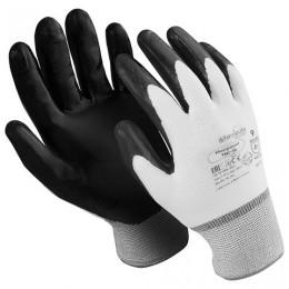Перчатки нейлоновые MANIPULA Микронит, нитриловое покрытие (облив), размер 10, XL, TN, TNI-14