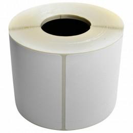 Этикетка термотрансферная ПОЛИПРОПИЛЕНОВАЯ (58х40 мм), 700 этикеток в ролике, 53081