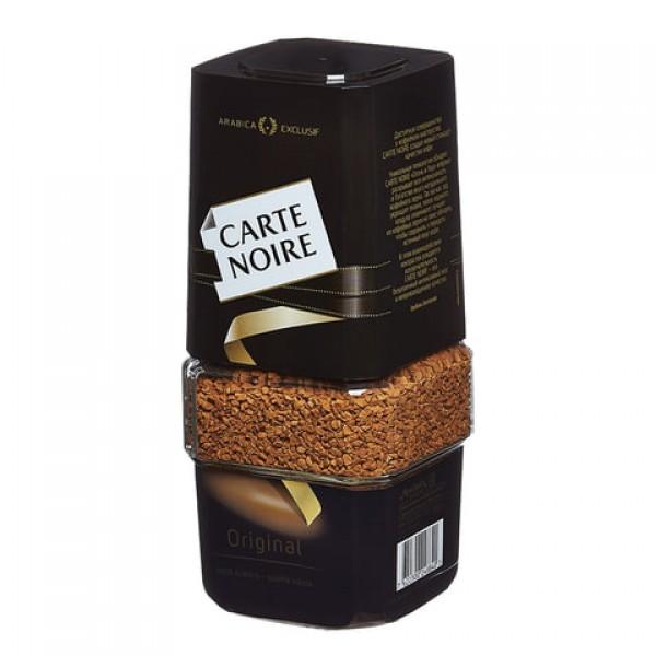 Кофе растворимый CARTE NOIRE, сублимированный, 95 г, стеклянная банка, 8051423