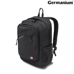 Рюкзак B-PACK S-09 (БИ-ПАК) универсальный, с отделением для ноутбука, уплотненная спинка, черный, 44х30х14 см, 226956